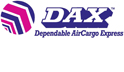 DAX - Dependable Air Express logo